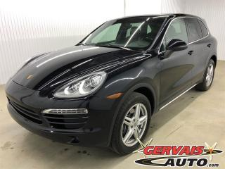 Used 2013 Porsche Cayenne A/c Cuir Toit Sièges for sale in Shawinigan, QC