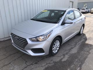 Used 2018 Hyundai Accent GL BLUETOOTH | HEATED SEATS | POWER OPTIONS | BACKUP CAMERA | CRUISE CONTROL / APPLE CARPLAY for sale in Charlottetown, PE