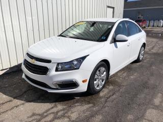Used 2015 Chevrolet Cruze 1LT AC | POWER OPTIONS | BACKUP CAMERA for sale in Charlottetown, PE
