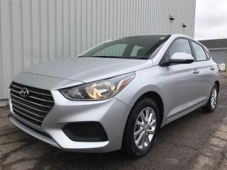 Used 2019 Hyundai Accent Preferred PREFERRED EDITION | FACTORY WARRANTY | VERY LOW KMs | HATCHBACK | AC for sale in Charlottetown, PE