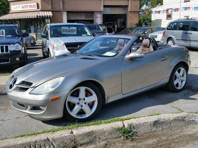 2005 Mercedes-Benz SLK 3.5L Hard Top/Con  Florida Car