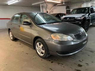 Used 2006 Toyota Corolla A/C for sale in Montréal, QC