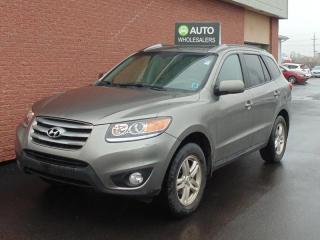 Used 2012 Hyundai Santa Fe GL 3.5 Sport THIS WHOLESALE SUV WILL BE SOLD AS-TRADED! INQUIRE FOR MORE! for sale in Charlottetown, PE