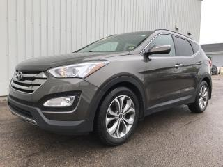 Used 2014 Hyundai Santa Fe Sport 2.0T Limited ALL WHEEL DRIVE | LOW KMs | LEATHER INTERIOR | BACKUP CAMERA | ALLOYS for sale in Charlottetown, PE