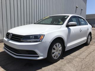 Used 2015 Volkswagen Jetta 2.0L Trendline+ BACKUP CAMERA | AC + POWER OPTONS | GREAT CONDITION + FUEL ECONOMY! for sale in Charlottetown, PE