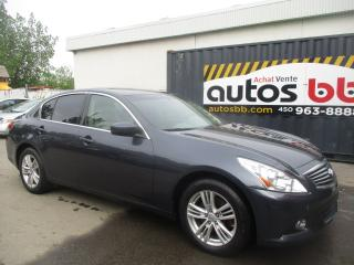 Used 2010 Infiniti G37 G37x for sale in Laval, QC