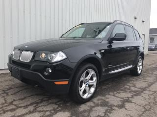 Used 2010 BMW X3 xDrive30i ALL WHEEL DRIVE   V6   LEATHER INTERIOR    ALLOYS   AC for sale in Charlottetown, PE