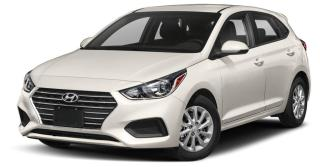 New 2019 Hyundai Accent CANADA'S #1 SELLING SUB-COMPACT! FINANCING FROM 0% + $2,000 TRADE GUARANTEE! for sale in Charlottetown, PE