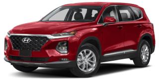 New 2019 Hyundai Santa Fe ESSENTIAL SETTING A NEW STANDARD IN SAFETY! STANDARD HEATED SEATS & STEERING WHEEL! FINANCE FROM 0%! for sale in Charlottetown, PE
