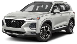 New 2019 Hyundai Santa Fe Ultimate 2.0 SETTING A NEW STANDARD IN SAFETY! STANDARD HEATED SEATS & STEERING WHEEL! FINANCE FROM 0%! for sale in Charlottetown, PE