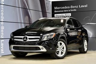 Used 2015 Mercedes-Benz GLA 250 Awd Suv Camera, Gps for sale in Laval, QC