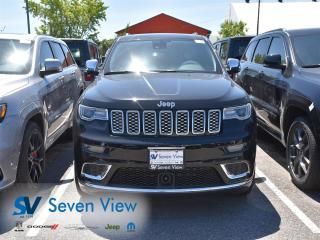New 2019 Jeep Grand Cherokee Summit for sale in Concord, ON