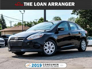 Used 2014 Ford Focus SE for sale in Barrie, ON