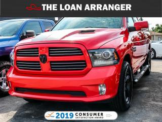 Used 2016 Dodge Ram 1500 for sale in Barrie, ON