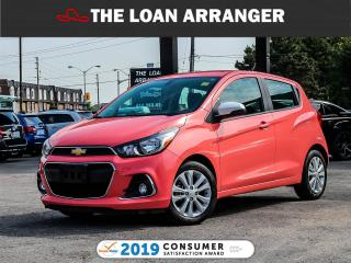 Used 2018 Chevrolet Spark LT for sale in Barrie, ON