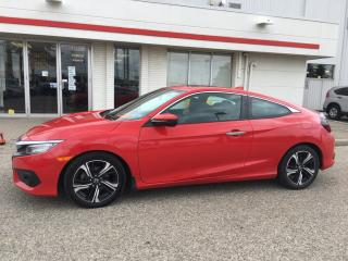Used 2016 Honda Civic Touring Reverse Assist Camera, Bluetooth, Navigation and More! for sale in Waterloo, ON