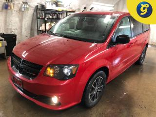 Used 2014 Dodge Grand Caravan SXT Plus Blacktop * Stow N Go * 2nd Row Overhead DVD * 2nd Row Power Windows * Power Quarter Vented Windows * Power rear sliding windows and vents * U for sale in Cambridge, ON