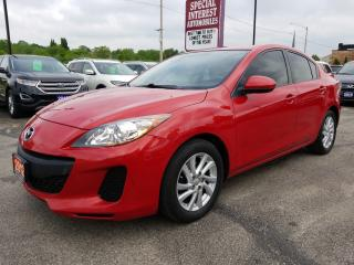 Used 2012 Mazda MAZDA3 GX BLUE TOOTH !!  CRUISE !!  A/C !! for sale in Cambridge, ON
