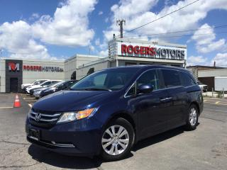 Used 2015 Honda Odyssey EX-L - 8 PASS - NAVI - LEATHER - SUNROOF for sale in Oakville, ON