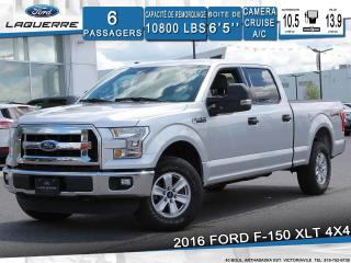 Used 2016 Ford F-150 Xlt 4x4 6 Places for sale in Victoriaville, QC