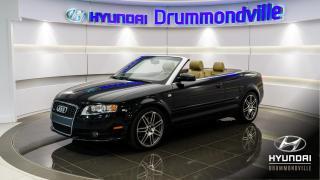 Used 2008 Audi A4 S-LINE + PRIX FIN DE SAISON !! for sale in Drummondville, QC