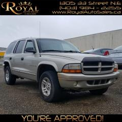 Used 2001 Dodge Durango for sale in Calgary, AB