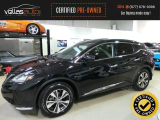 Used 2019 Nissan Murano SV| AWD| NAVIGATION| PANORAMIC RF for sale in Vaughan, ON