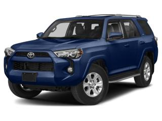 New 2019 Toyota 4Runner for sale in Moncton, NB