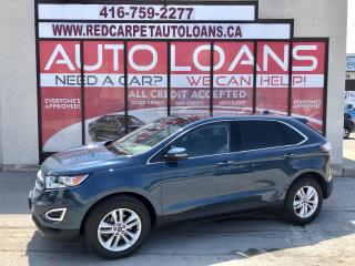 Used 2016 Ford Edge SEL-ALL CREDIT ACCEPTED for sale in Scarborough, ON