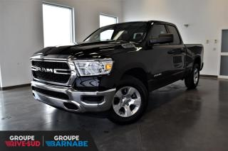 Used 2019 RAM 1500 TRADESMAN + NOUVELLE GENERATION + VEH. N for sale in St-Jean-Sur-Richelieu, QC