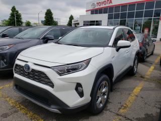 New 2019 Toyota RAV4 Hybrid Limited for sale in Etobicoke, ON