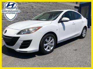 Used 2010 Mazda MAZDA3 Gs Ac Mags for sale in Brossard, QC