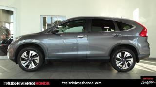 Used 2015 Honda CR-V Touring for sale in Trois-Rivières, QC
