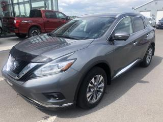 Used 2015 Nissan Murano SL, GPS, TOIT PANO, 1.9% for sale in Lévis, QC
