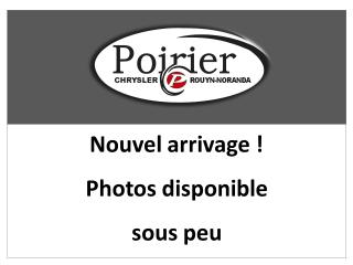 Used 2012 Dodge Grand Caravan R/t T.équipé for sale in Rouyn-Noranda, QC