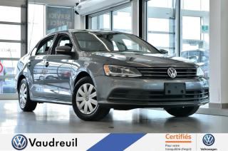 Used 2015 Volkswagen Jetta Trendline+ * A/C * BLUETOOTH for sale in Vaudreuil-Dorion, QC