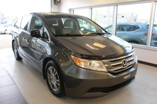 Used 2013 Honda Odyssey EX DVD CAMÉRA MAIN LIBRE for sale in Lévis, QC