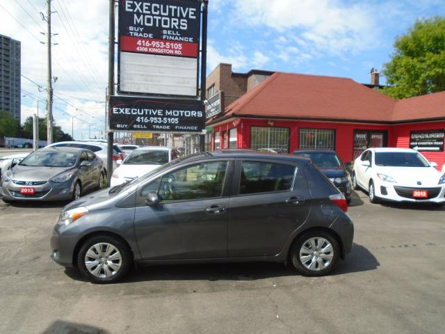 2012 Toyota Yaris LE / PWR GROUP / CERTIFIED / NEW BRAKES / MINT /
