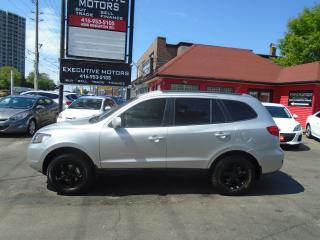 Used 2009 Hyundai Santa Fe GL / ALLOYS / NEW BRAKES / UPGRADED SOUND / CLEAN for sale in Scarborough, ON