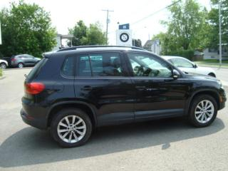 Used 2013 Volkswagen Tiguan Comfortline 2.0 tsfi 4motion for sale in Ste-Thérèse, QC