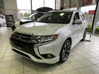 Used 2018 Mitsubishi Outlander PHEV GT S-AWC UNIQUE WOW ÉLECTRIQUE for sale in Sherbrooke, QC