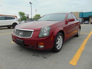 Used 2007 Cadillac CTS Berline 4 portes, moteur de 2,8 L for sale in St-Eustache, QC