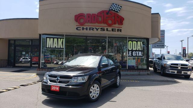 2014 Dodge Journey AUTO+LOADED+GREAT VALUE!