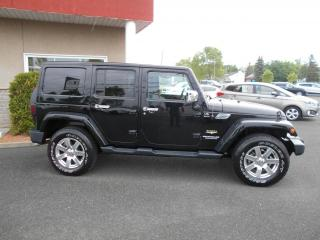 Used 2012 Jeep Wrangler Sahara for sale in Lévis, QC