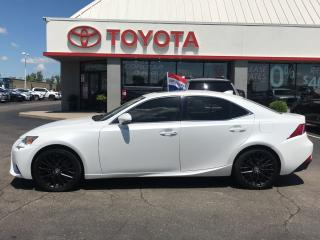 Used 2014 Lexus IS 250 for sale in Cambridge, ON