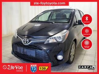 Used 2015 Toyota Yaris Le Roue En Alliage for sale in Québec, QC