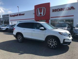 Used 2019 Honda Pilot Touring 8-Passenger AWD - Cooled Seats - $390 B/W for sale in Campbell River, BC