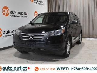 Used 2014 Honda CR-V Lx, fwd, heated front cloth seats for sale in Edmonton, AB