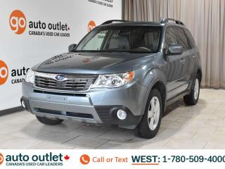 Used 2010 Subaru Forester Awd, power seats, heated front seats, sunroof for sale in Edmonton, AB