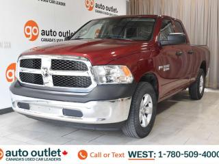 Used 2015 RAM 1500 ST, 4X4, Quad cab, Tow package for sale in Edmonton, AB